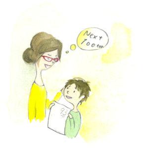 言うことと思いが違う母